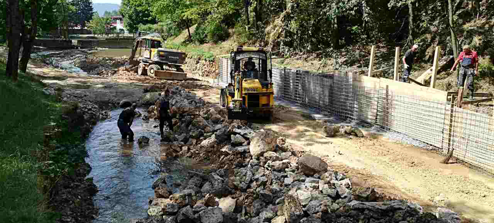 Rekonstrukcija suvozida na Breznici